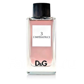 Dolce & Gabbana №3 L'Imperatrice 100ml