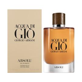 Giorgio Armani Acqua di Gio Absolu pour homme
