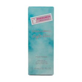 Парфюмерное масло с феромонами Dolce & Gabbana Light Blue 10ml