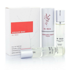 Armand Basi In Red 3*20ml (жен)
