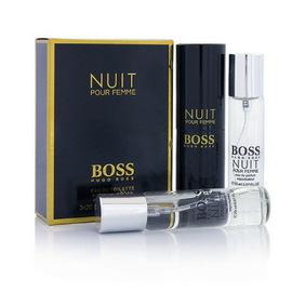 Парфюмерный набор Boss Boss Nuit 3*20 ml