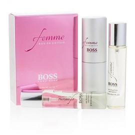 Парфюмерный набор Hugo Boss Boss Femme 3*20 ml