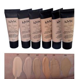 Тональный крем NYX Stay matte but not flat 30 ml №1
