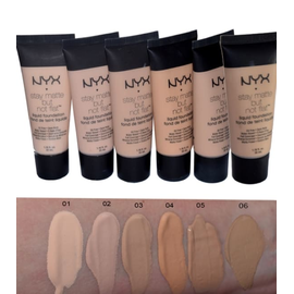 Тональный крем NYX Stay matte but not flat 30 ml №2