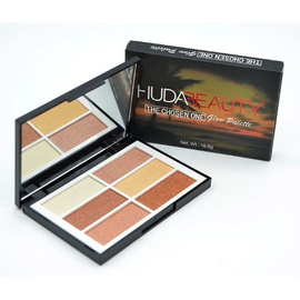 Хайлайтер Huda Beauty The chosen one glow palette
